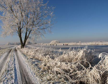 body temperature: winter recreation