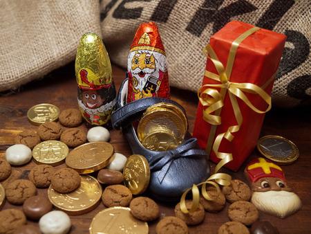 Pakjesavond, St Nicholas Day photo