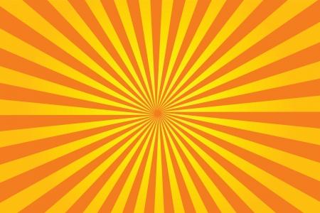 starbursts: Vector de rayos