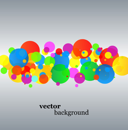 Abstract colorful background Stock Vector - 7051070