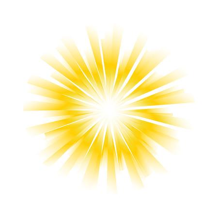 rayos de sol: Fondo