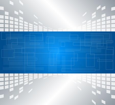 tarjeta de presentacion: Fondo de tecnolog�a abstracto