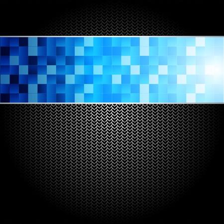 black block: Fondo abstracto