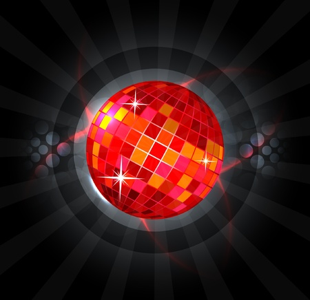 Disco background