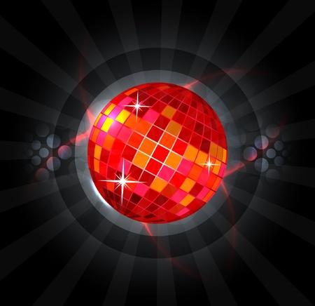 flashy: Disco background