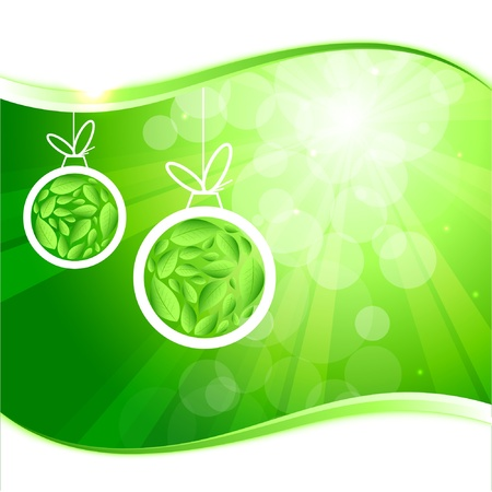 Bio background  Vector