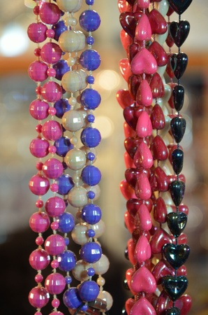 Beads and hearts