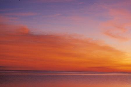 koh tao: Sunset Koh Tao