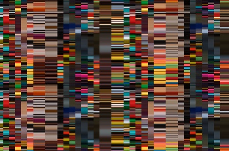 Colourful Pattern Stock Photo