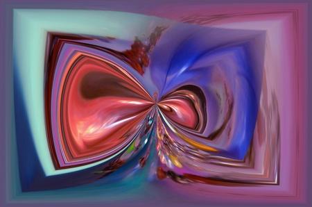 Abstract Loop Stock Photo