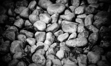 flaw: White stone bunch texture Stock Photo