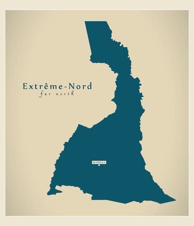 extreme: Modern Map - Extreme Nord CM