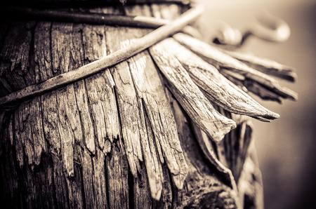 splinter: Tree splinter details