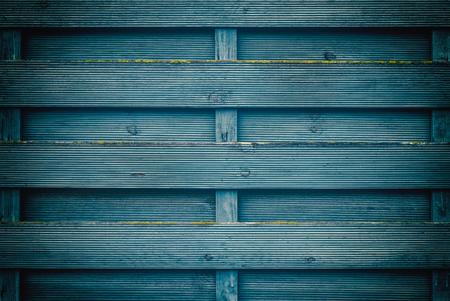 vignette: Wooden planks background texture with vignette
