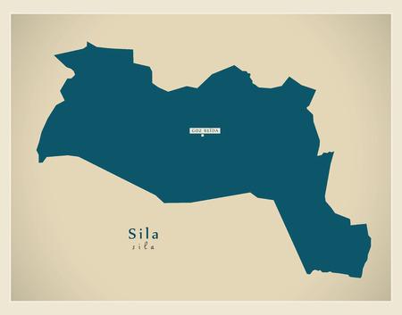td: Modern Map - Sila TD