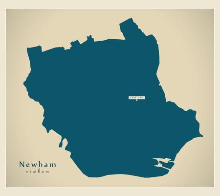 newham: Newham borough Greater London UK England