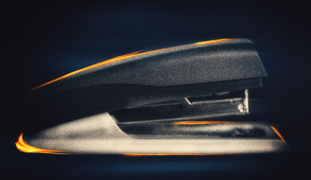 Creative thoughts about a stapler.