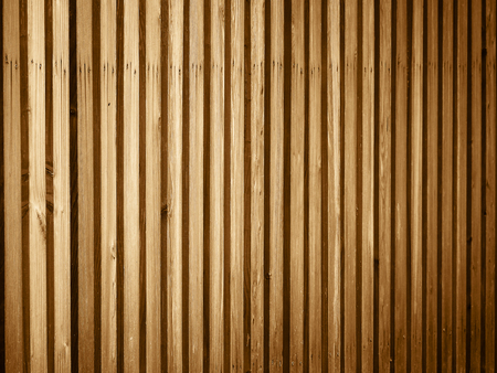 Brown wooden fence background 写真素材