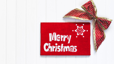 cover background time: Merry Christmas card with greetings. Merry Christmas inscription