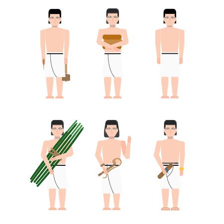 Ancient Egypt builders