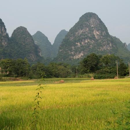 Yangshuo, Guilin, Guangxi, China Stock Photo