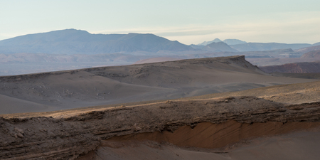 View of Death Valley, San Pedro de Atacama, El Loa Province, Antofagasta Region, Chile
