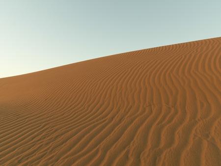 Erg Chegaga Dunes in Sahara Desert, Souss-Massa-Draa, Morocco