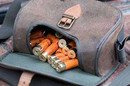 Cartridge bag and cartridges