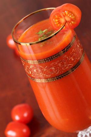 Tomato juice or Bloody Mary photo
