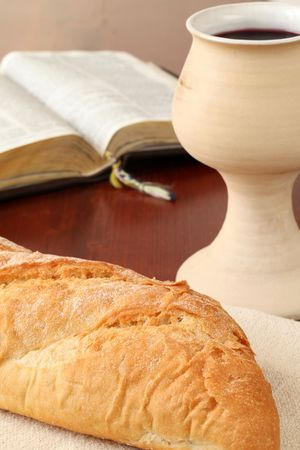 sacrifices: Holy communion