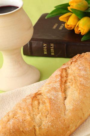 holy communion: Santa comuni�n