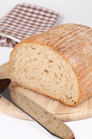 breadloaf: Fresh bread