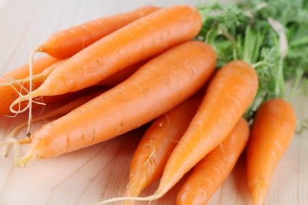 zanahoria: Zanahorias