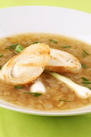 Onion soup Stock Photo - 7199040
