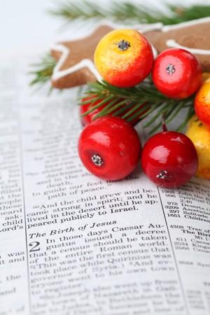 Christmas story Stock Photo - 7387129