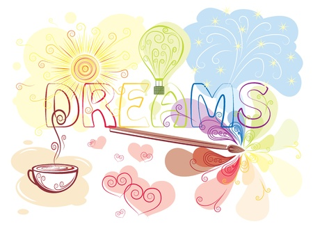 Dreams Vector