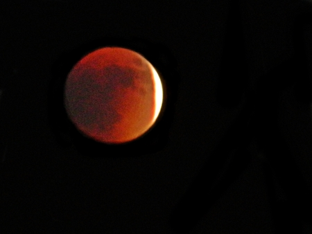 Blood eclipse