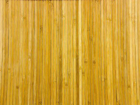 Background texture of bamboo mat close-up photo