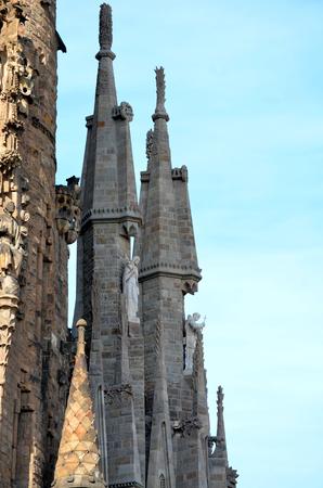 sagrada familia: Sagrada Familia Barcelona Editorial