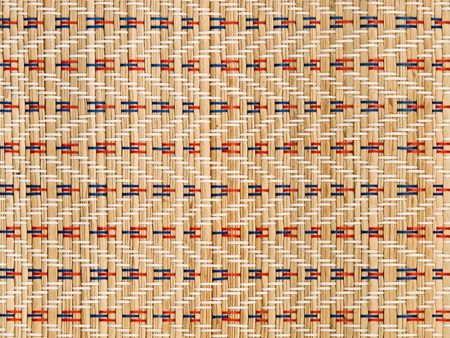 Woven fabric texture from rice straw Stock Photo - 5538131