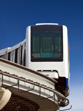 monorail: The Moscow city public transport