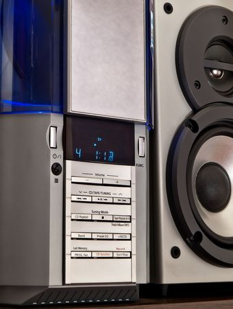 audio sound system Stock Photo - 5759027