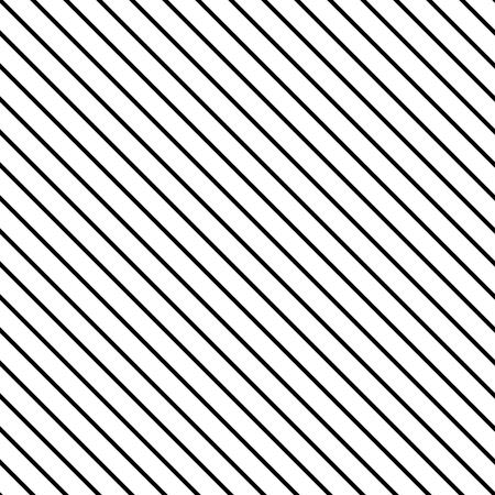 Diagonal stripe seamless pattern. Geometric classic fine print line background.