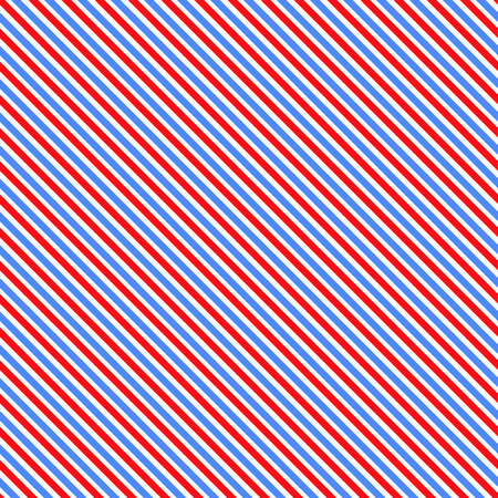 skew: Diagonal stripe seamless pattern. Geometric classic blue and pink line background.
