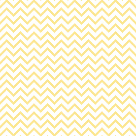 striated: Chevron zigzag orange and white seamless pattern.
