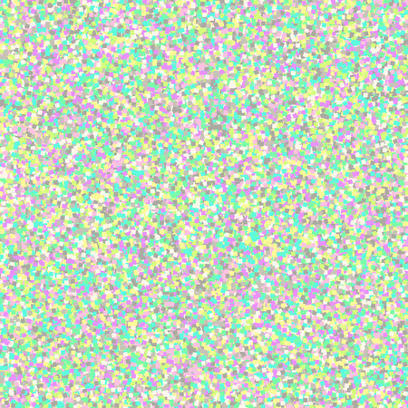holographic: Vector hologram glitter seamless pattern. Shimmer holographic sparkle rainbow background.