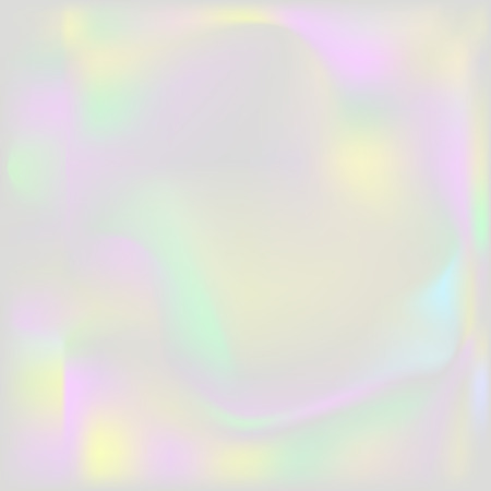 chatoyant: Holographic pearl background. Iridescent hologram backdrop.