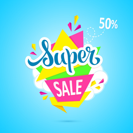 discount banner: Super sale,  discount banners, Super sale, Banner Design discount banners