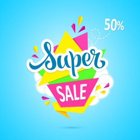 Super sale,  discount banners, Super sale, Banner Design discount banners