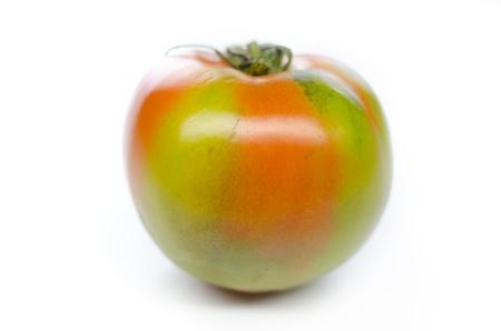 Tomato isolated on white background Stock Photo - 16587403